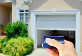 Garage Door Remote Clicker Libertyville